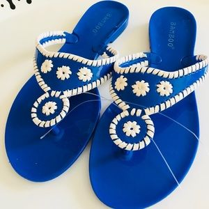🎉5 for $25🎉 Bamboo Jelly Sandals